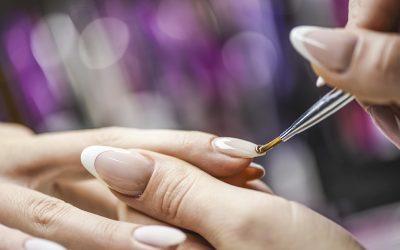 Nagelpflege mit Nagelhärter